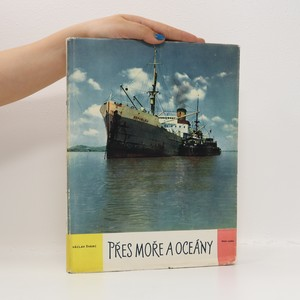 náhled knihy - Přes moře a oceány