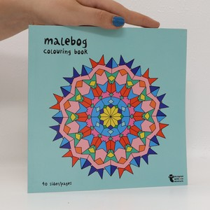 náhled knihy - Malebog - colouring book (bez tiráže)