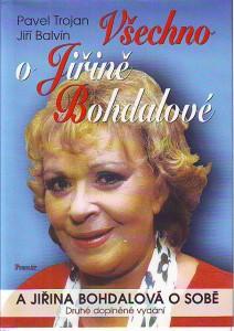 náhled knihy - Všechno o Jiřině Bohdalové
