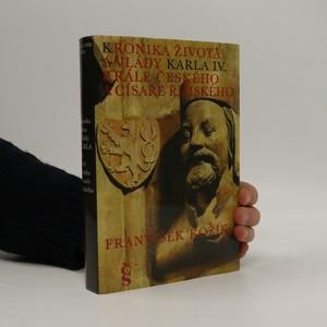 náhled knihy - Kronika života a vlády Karla IV., krále českého