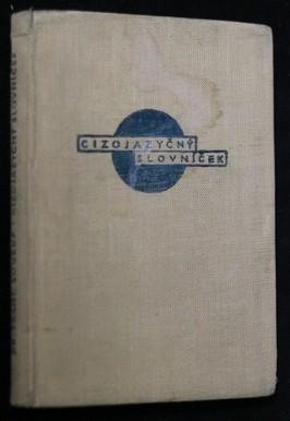 náhled knihy - Cizojazyčný slovníček