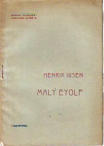 náhled knihy - Malý Eyolf