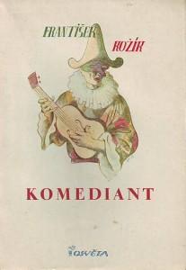 náhled knihy - Komediant