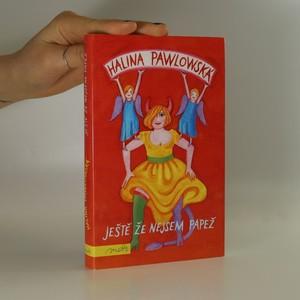 náhled knihy - Ještě že nejsem papež
