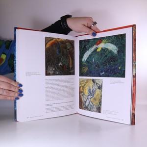 antikvární kniha Chagall, neuveden