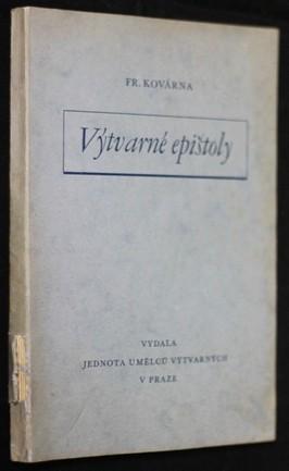 náhled knihy - Výtvarné epištoly
