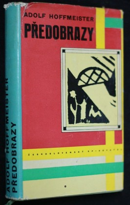náhled knihy - Předobrazy