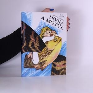 náhled knihy - Dívka a motýl
