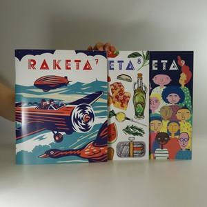 náhled knihy - Raketa ( čísla 7. 8 a 9; 3 svazky)