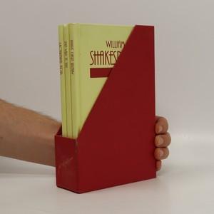 náhled knihy - Souborné dílo Williama Shakespeara (3 svazky, nekompletní, viz foto)