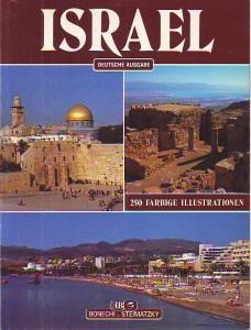 náhled knihy - Israel. 250 farbige Illustrationen.