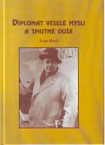 náhled knihy - Diplomat veselé mysli a smutné duše