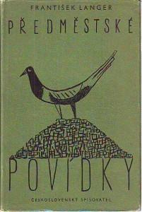 náhled knihy - Předměstské povídky