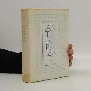 náhled knihy - Antická próza : Dialog a satira