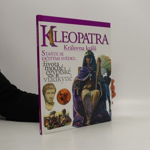 náhled knihy - Kleopatra : královna králů
