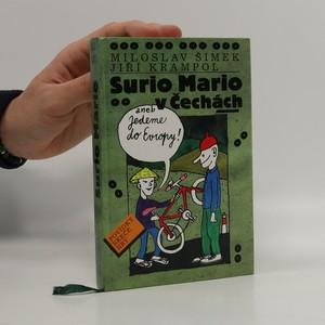 náhled knihy - Surio Mario v Čechách aneb jedeme do Evropy