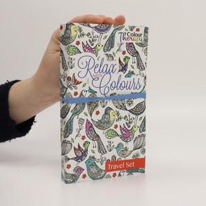 náhled knihy - Relax with Colours (nevybarvené omalovánky)