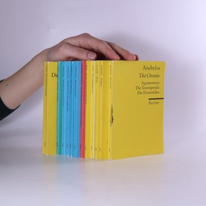 náhled knihy - 12x Universal-Bibliothek. Reclam (viz foto)