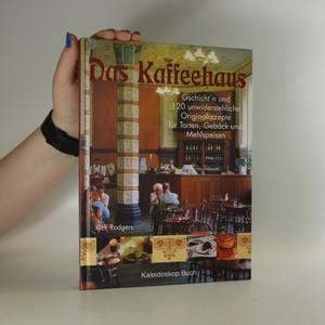 náhled knihy - Das Kaffeehaus