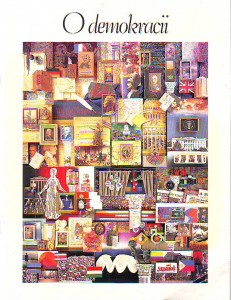 náhled knihy - O demokracii