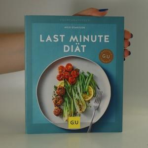 náhled knihy - Last Minute Diät