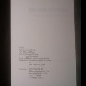 antikvární kniha Porträt - Martin Walser, 1995