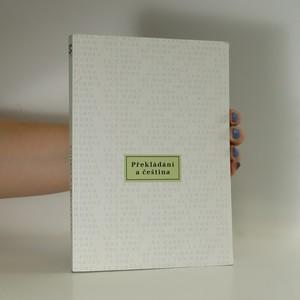 náhled knihy - Překládání a čeština