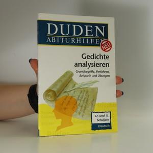 náhled knihy - Duden Abiturhilfen