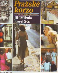 náhled knihy - Pražské korzo