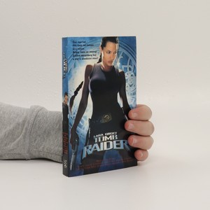 náhled knihy - Lara Croft: tomb raider