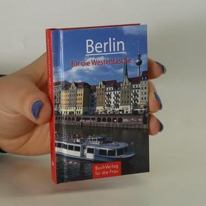 náhled knihy - Berlin für die Westentasche