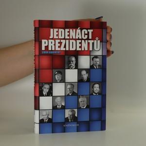 náhled knihy - Jedenáct prezidentů