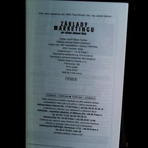 antikvární kniha Základy marketingu pro střední odborné školy, 1997