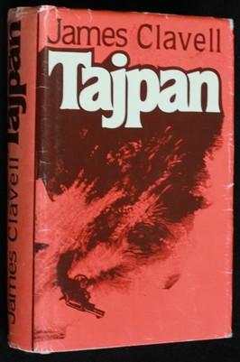 náhled knihy - Tajpan : román o Hongkongu