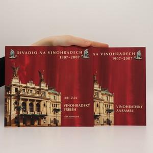 náhled knihy - Divadlo na Vinohradech 1907-2007, I. a II. díl (2 svazky)