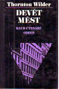 náhled knihy - Devět měst