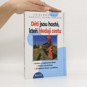 náhled knihy - Děti jsou hosté, kteří hledají cestu