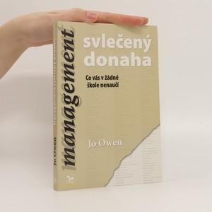 náhled knihy - Management svlečený donaha : co vás v žádné škole nenaučí
