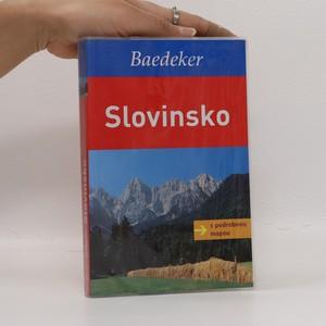 náhled knihy - Slovinsko (chybí podrobná mapa)