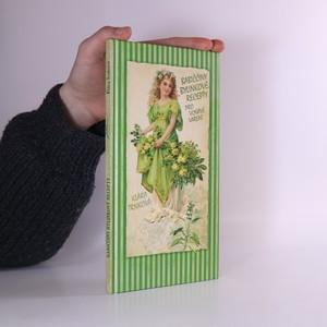 náhled knihy - Babiččiny bylinkové recepty pro voňavé vaření