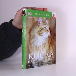 náhled knihy - Kočka : hravá společnice : příručka pro chovatele