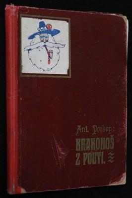 náhled knihy - Krakonoš z pouti a jiné povídky z horního Pojizeří