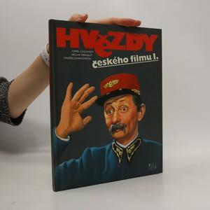 náhled knihy - Hvězdy českého filmu I.