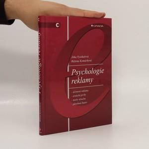 náhled knihy - Psychologie reklamy