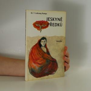 náhled knihy - Jeskyně předků (kniha je cítit vonnými tyčinkami)