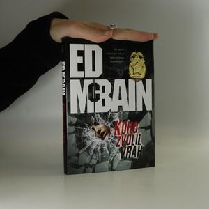 náhled knihy - Koho zvolil vrah : román z 87. revíru