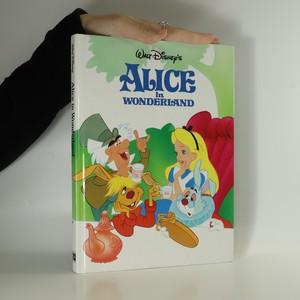 náhled knihy - Alice in Wonderland