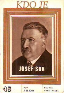 náhled knihy - Kdo je Josef Suk