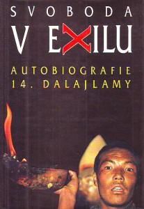 náhled knihy - Svoboda v exilu. Autobiografie 14. dalajlámy.