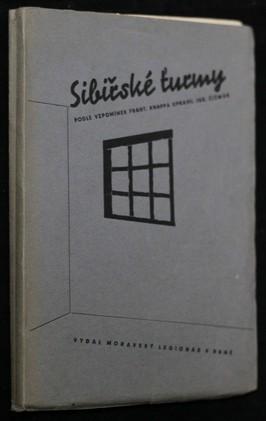 náhled knihy - Sibiřské ťurmy